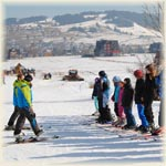 Ferie zimowe 2014 - Poronin - wpis