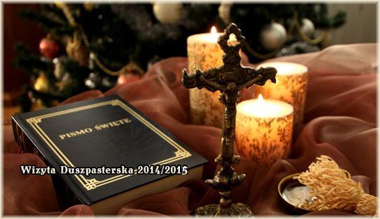 Wizyta Duszpasterska 2014-2015 - slajd